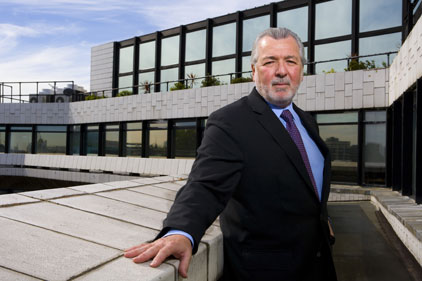 Ed Reilly: global CEO of the FTI strategic comms practice