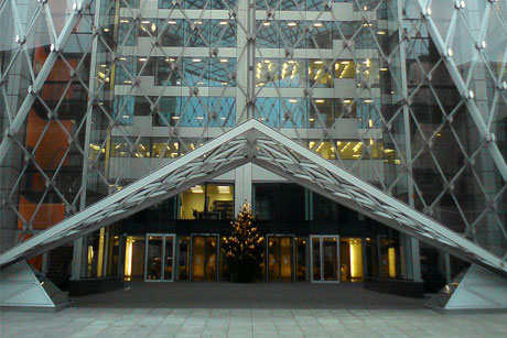 Headquarters: BDO accountancy firm
