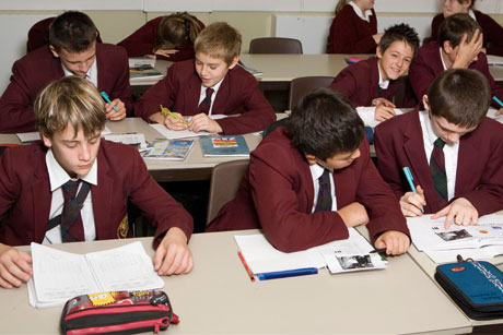 Supplier: YPO buys goods for public sector clients such as schools (Credit: Becky Nixon)