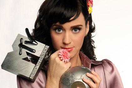 MTV winner: Katy Perry