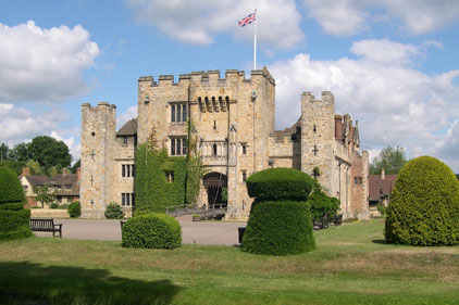 Hever Castle: A Kent visitor attraction