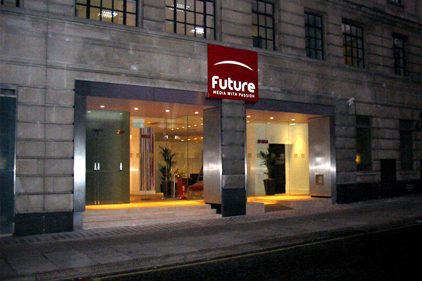 Future: Appointed IPC's Chris Taylor as head of comms