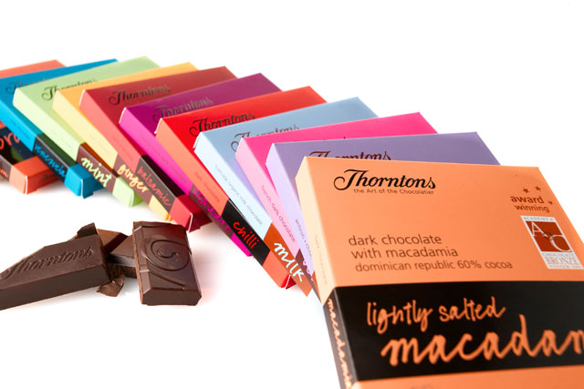 Sweet objective: Thorntons wants to drive up off-peak trade