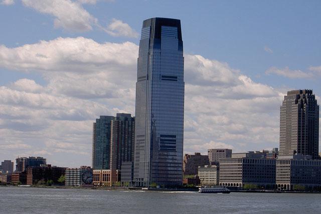 New Jersey HQ: Goldman Sachs