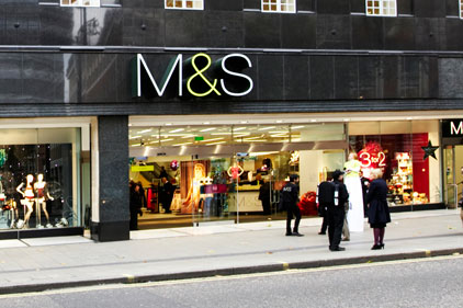 M&S: top of the table