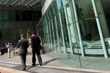 Threat of tougher regulations: FSA HQ