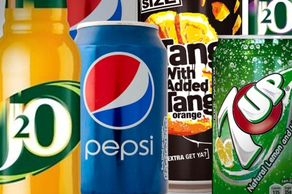 Britvic brands: company owns J2O and Tango