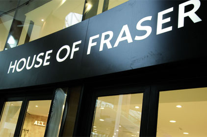 Alistair Scott recruited: House of Fraser