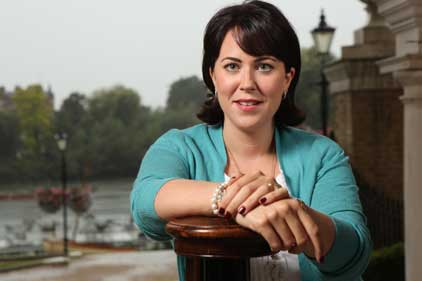 Vanessa Canzini: From the Tory party to eBay