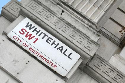 Whitehall: comms shake-up