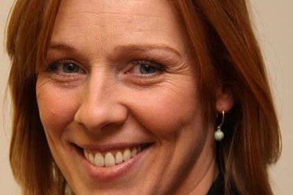 Louisa Mahon: new comms chief