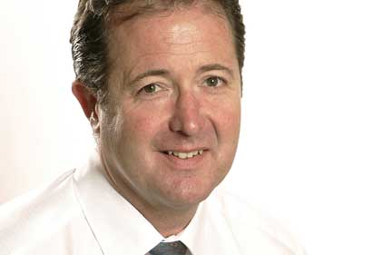 Newly appointed: Ian Weatherhead
