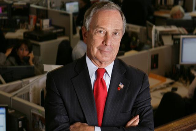 Michael Bloomberg, Mayor, New York City