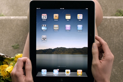 Cutting edge: The iPad is Apple's latest hardware product