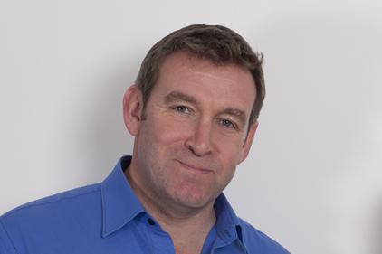 Team building: Open Health's David Rowley