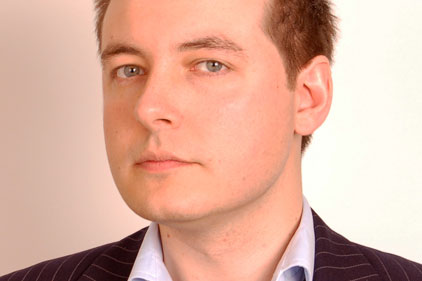 Deliberate PR founder: Benjamin Webb