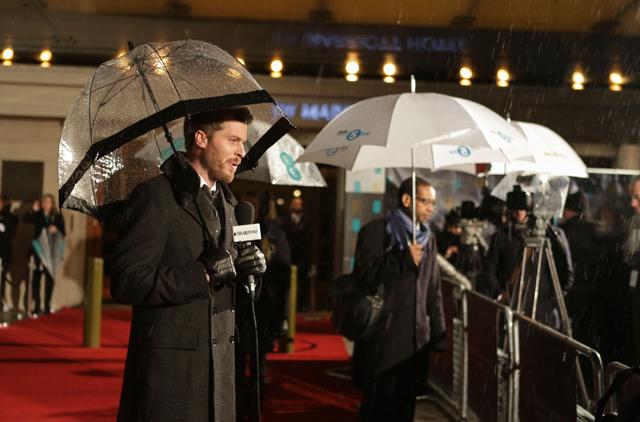BAFTA red carpet: House PR