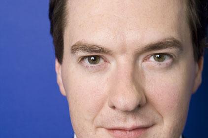 George Osborne: immediate comms cuts