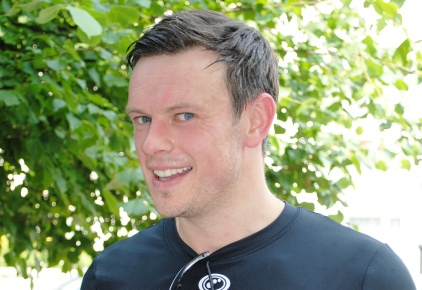 Mark Hutcheon: Joining Fitness First