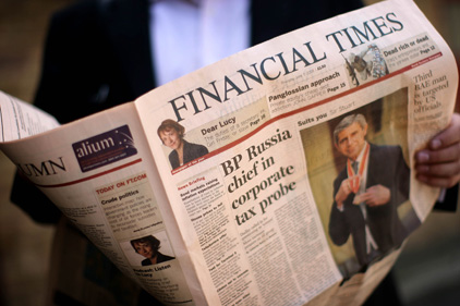 New role: David Ibison leaves the FT