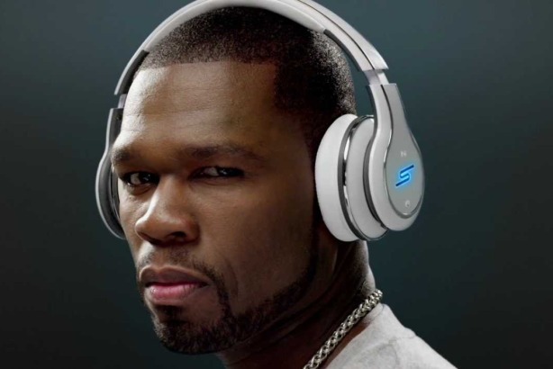 50 Cent: Brings in Diffusion for UK launch of his headphone brand SMS Audio