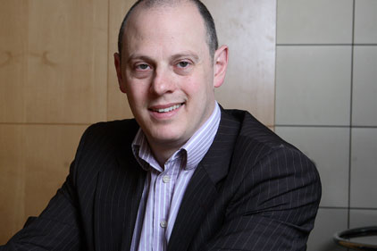 Newly appointed: Steve Marinker