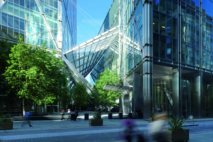 Broadgate: Reed Smith's London HQ