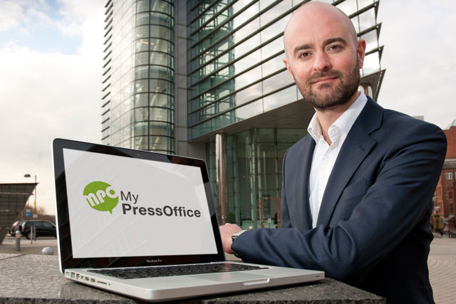 Tim Toulmin: has launched MyPressOffice to provide low-cost services