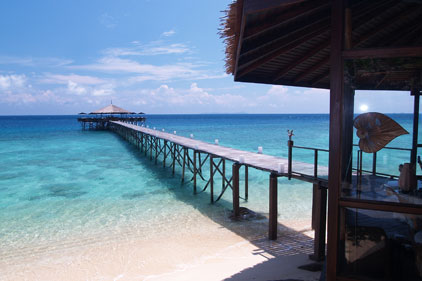 Popular holiday destination: Japamala resort