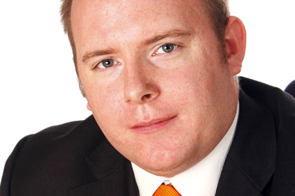 New boss: James Frayne will lead comms at Department for Education