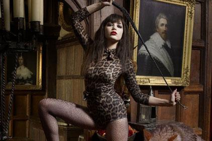 Agent Provocateur: luxury lingerie brand