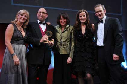 Last year's winners: Edelman