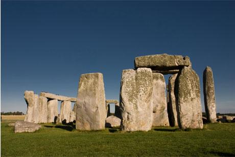 Stonehenge: One of English Heritage's properties
