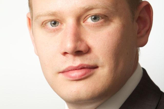 Gareth Elliott, account manager, Insight Public Affairs