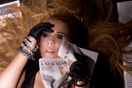 Estonian pop star: Hannah Ild