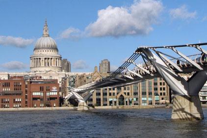 London: already hosting major events