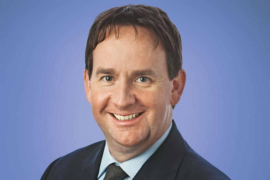 Andrew Wilson: managing partner at Charlotte Street Partners