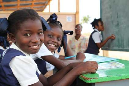 Plan UK: promotes children's rights