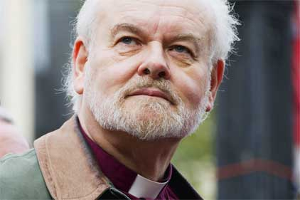Dr Richard Chartres: Bishop of London