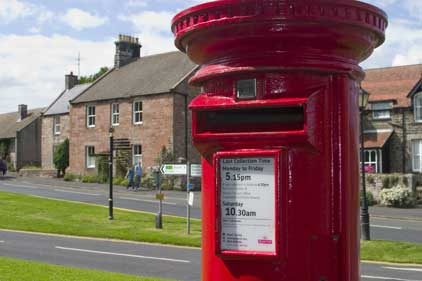PR overhaul: Royal Mail