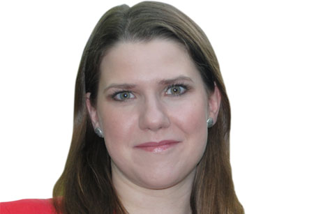 Jo Swinson: 'HMRC investigates all complaints about non-payment of the NMW and those specific to internships are fast-tracked.'