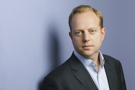 Matt Carter: UK chief executive for three-and-a-half years