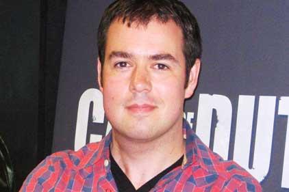 Craig O'Boyle: director of European PR