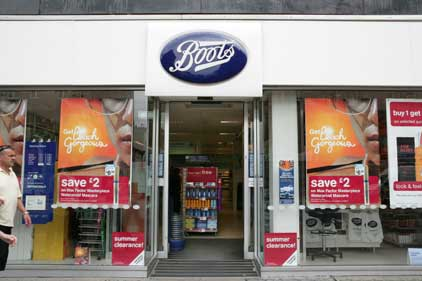 Boots: Lexis lost the seven-figure brief