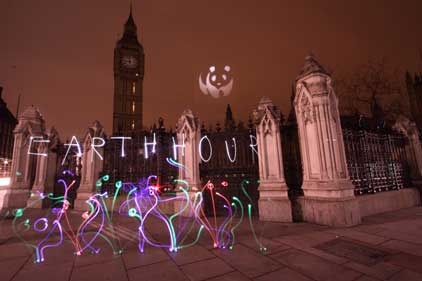 Campaign brief: Earth Hour