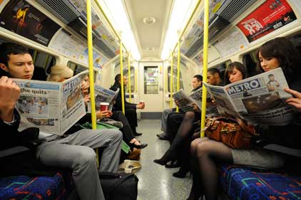 Changing direction: Metro is shaking up its content