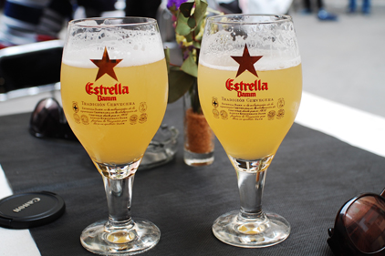 Estrella Damm: new brief for Boom