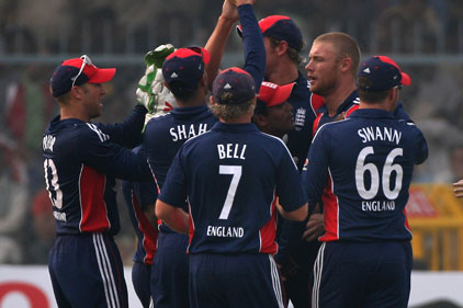 New recruits: England and Wales Cricket Board