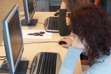 Teaching aid: Online tech