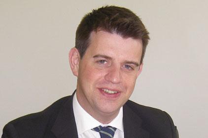 Giles Roca: interim at Suffolk